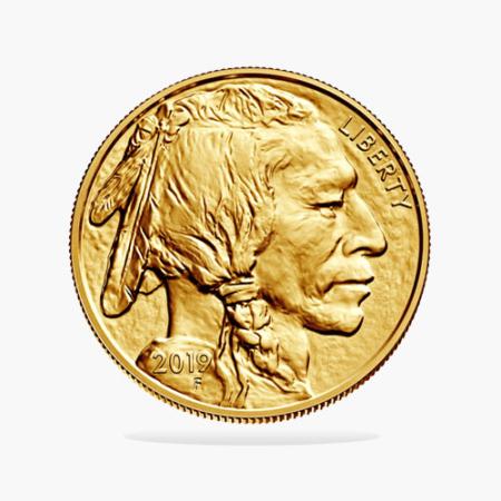 2019 Gold American Buffalo Coin