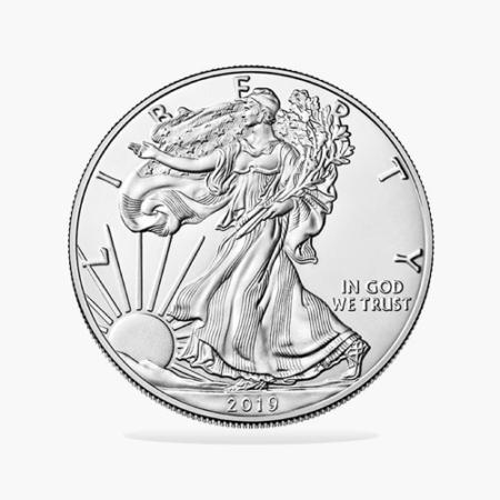2019 Silver American Eagle Coin