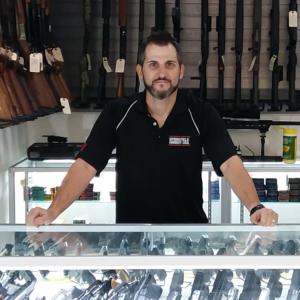 Matt Mink Naples Guns and Ammo Manager