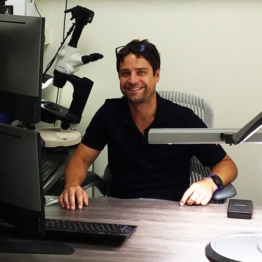 Gold Center Naples Staff - Brian Denney Jewerly Specialist Gemologist