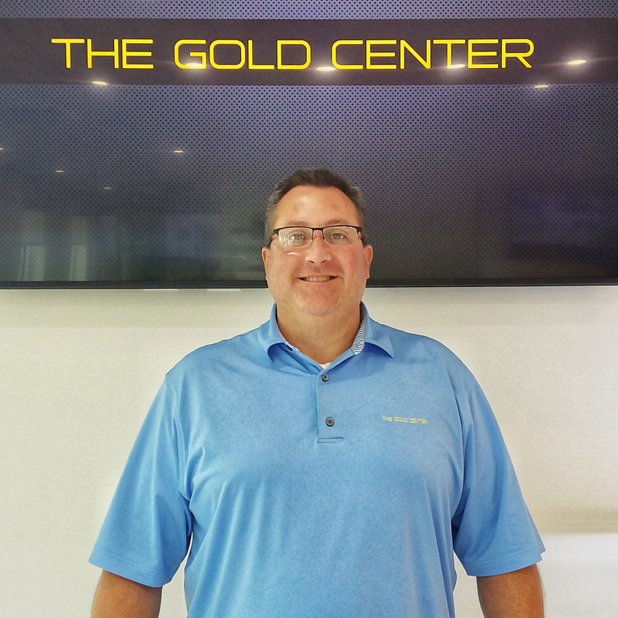 Gold Center Naples Staff - Dean Trapani General Manager